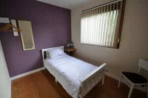 Einzelzimmer - Heather